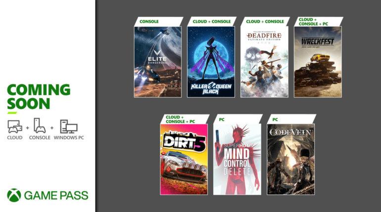 Xbox Game Pass февраль 2021 -2