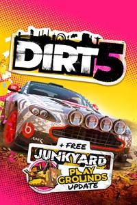 Dirt 5 обложка