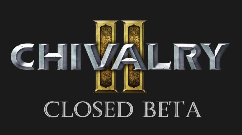 Chivalry 2 beta