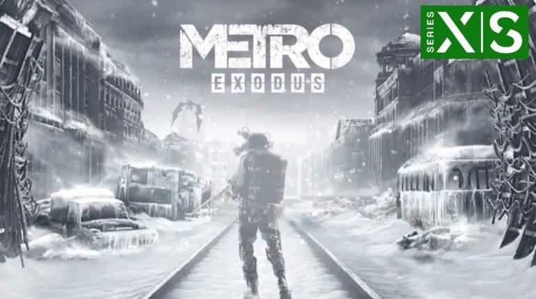 Metro Exodus Series X|S