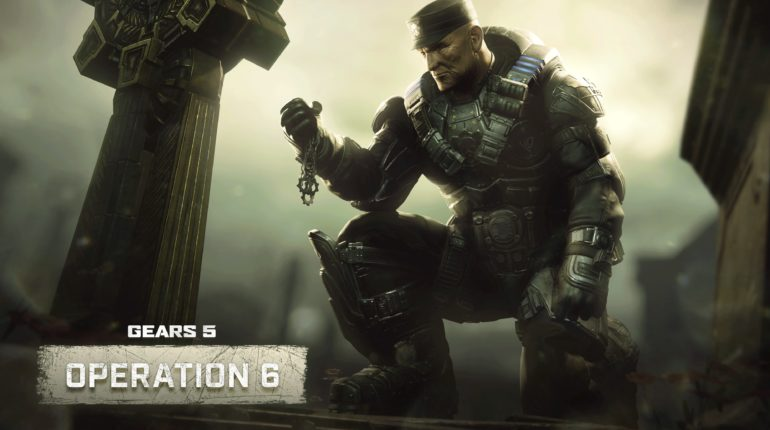 Gears 5 Operation 6