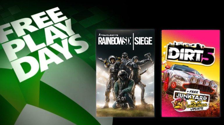 Free Play Days март 2021