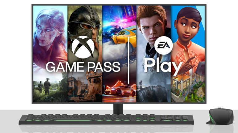 EA Play PC Game Pass