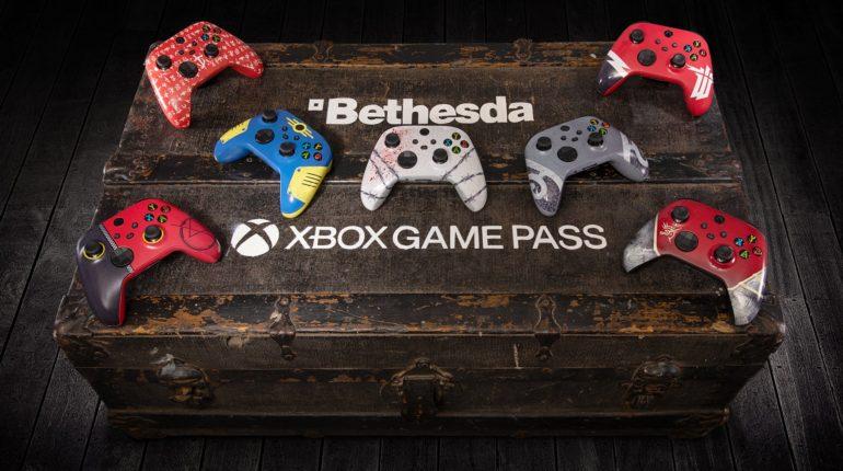 Xbox Series Bethesda