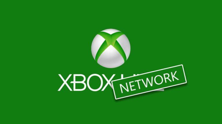 Xbox Live в Xbox Network
