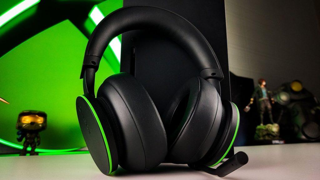 Беспроводная гарнитура Xbox