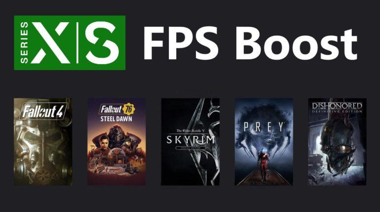 FPS Boost Bethesda