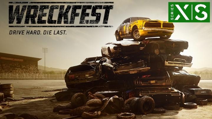 Wreckfest Xbox Series X
