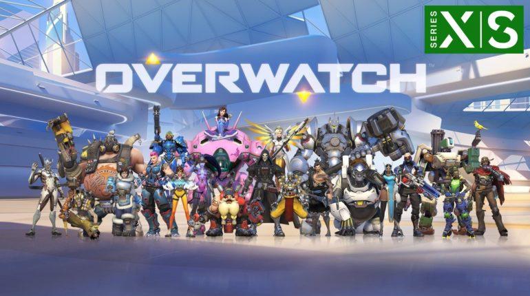 Overwatch на Xbox Series X|S