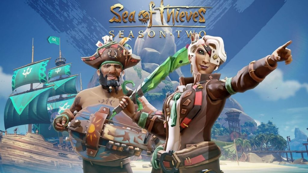 Второй сезон в Sea of Thieves