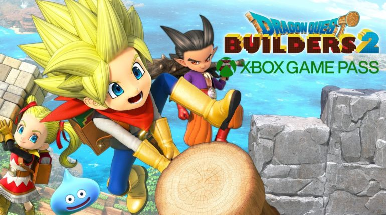 Dragon Quest Builders 2 добавят в Xbox Game Pass