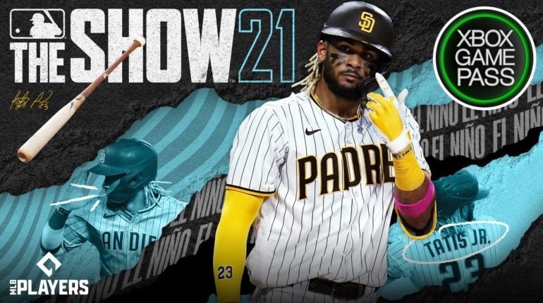MLB The Show 21 Xbox Game Pass