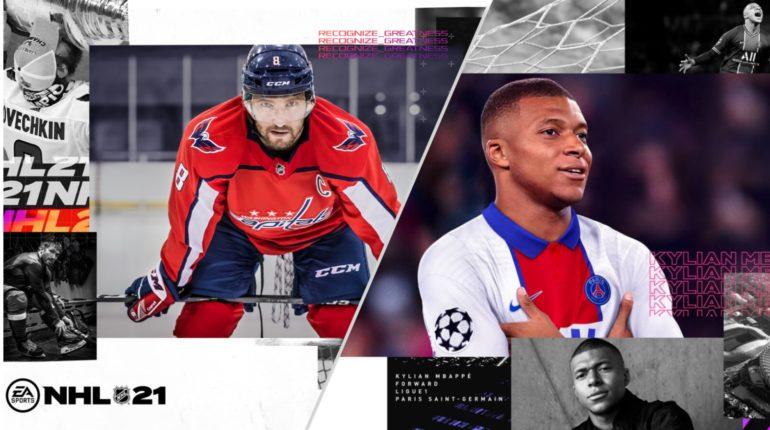 NHL 21 и FIFA 21