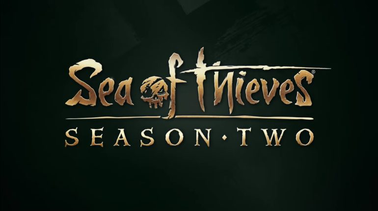 Второй сезон Sea of Thieves