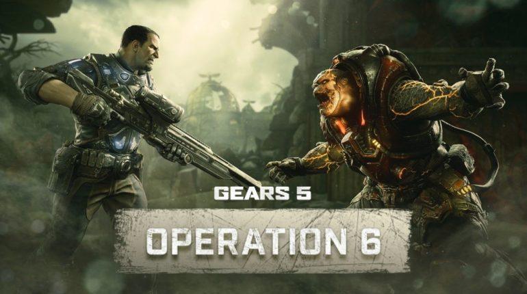 Операция 6 Gears 5