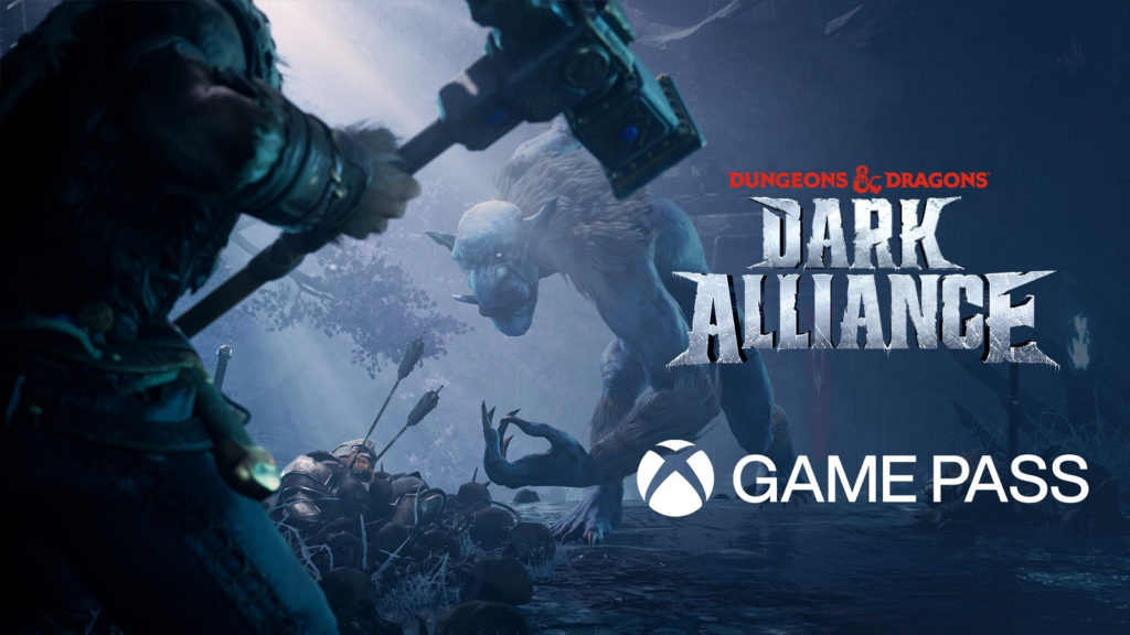 D&D Dark Alliance выйдет в Xbox Game Pass