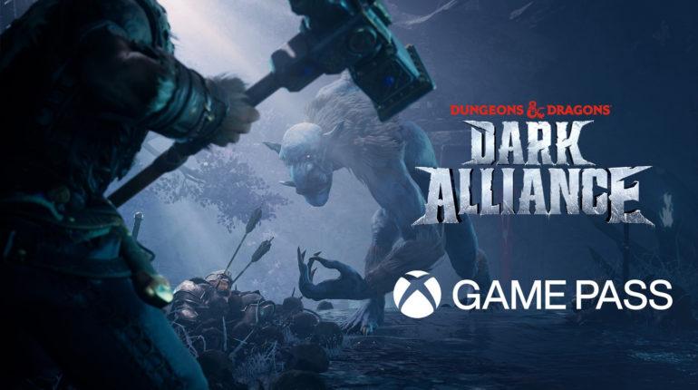Dungeons & Dragons Drk Alliance