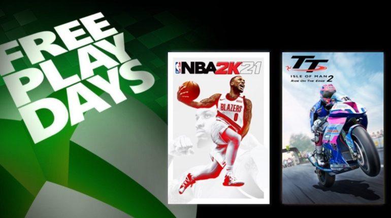 Free Play Days май 2021