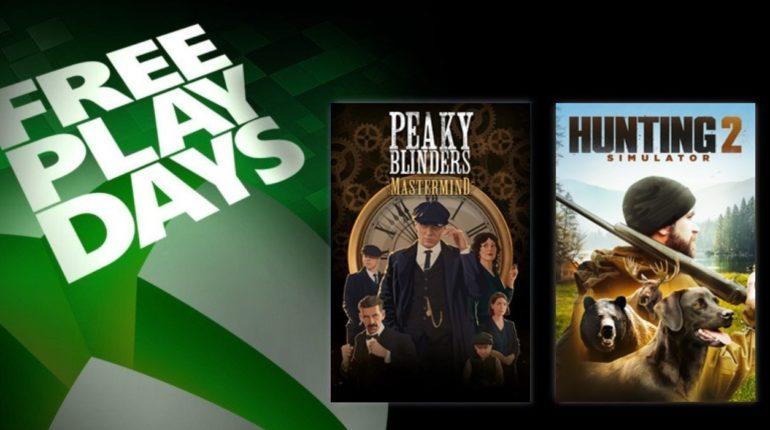 Free Play Days 2021 - май