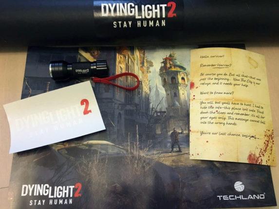 Прямая трансляция от разработчиков Dying Light 2 запланирована на этот четверг