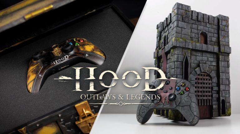 Xbox Hood Custom