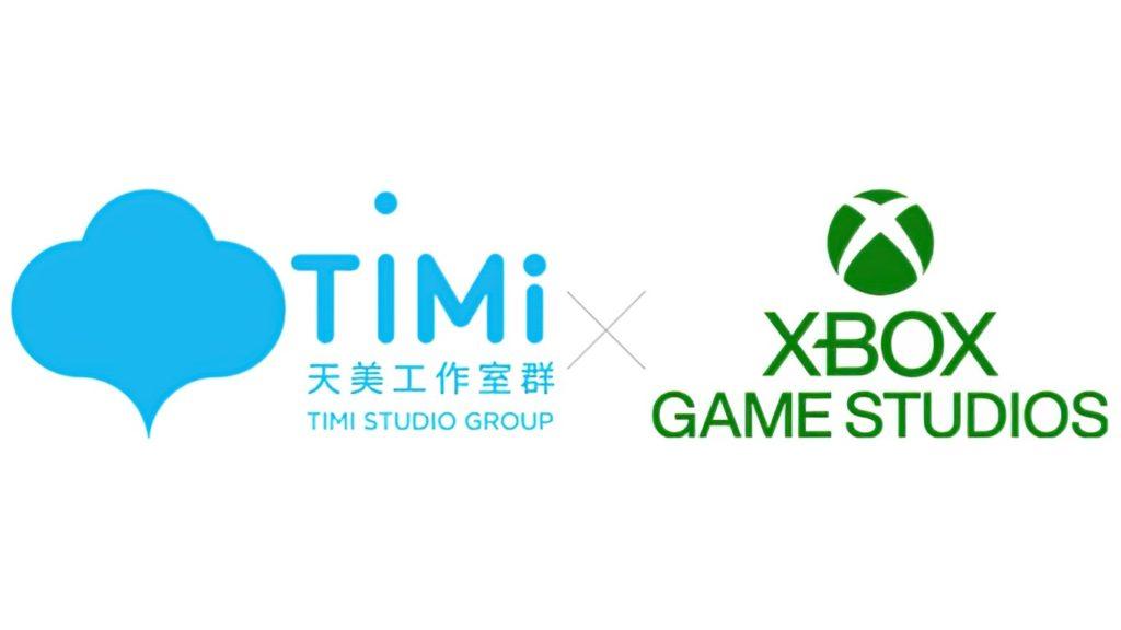 TiMi Studio Group X Xbox Game Studios