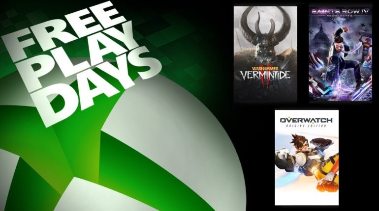 Free Play Days 2021 июнь