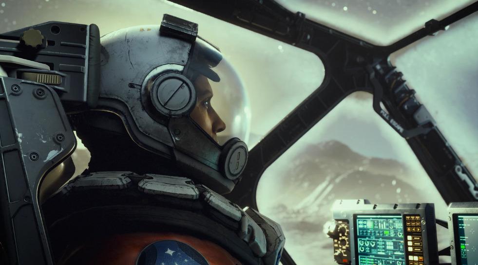 Starfield Скайрим в космосе