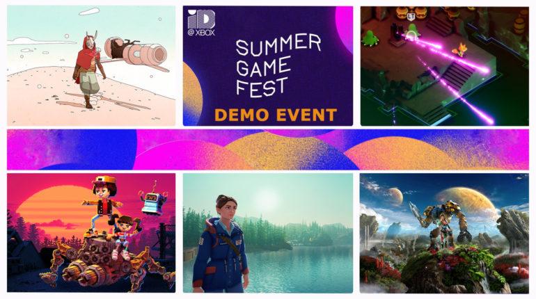 Summer Game Fest 2021 Demo