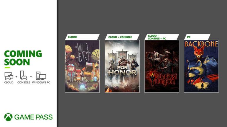 Xbox Game Pass июнь 2021