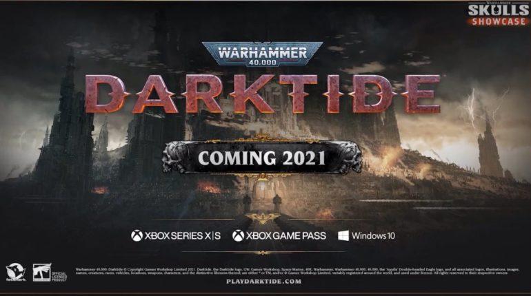Warhammer 40,000 Darktide выйдет в первый день в Xbox Game Pass