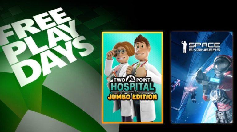 Free Play Days июль - август 2021