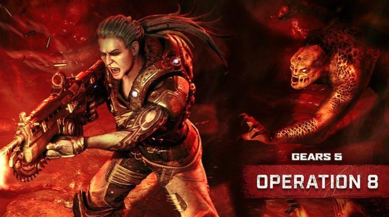 Gears 5 Operation 8 Drop 1