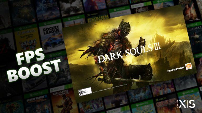 FPS Boost Dark Souls 3