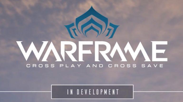 Warframe Cross-play