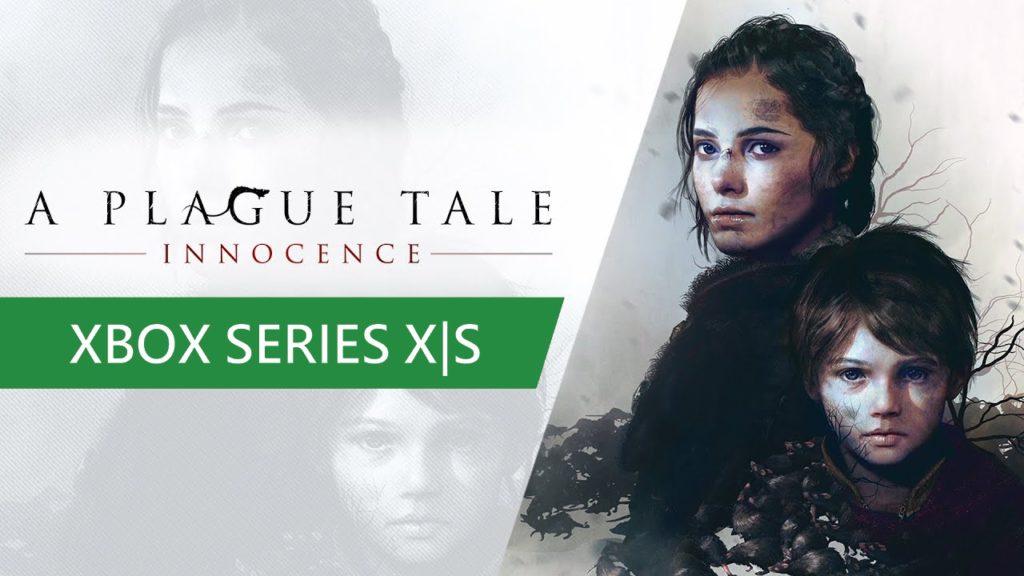 A Plague Tale: Innocence вышла на Xbox Series X|S