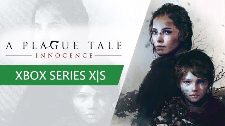 A Plague Tale: Innocence Xbox Series X|S