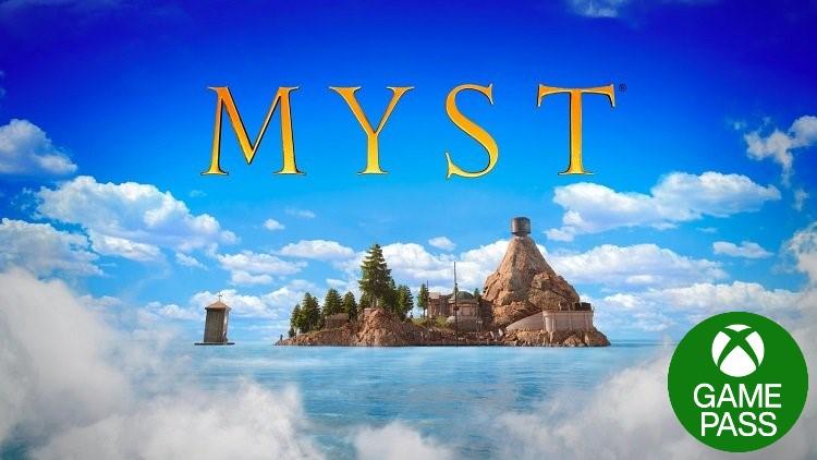 Myst Xbox