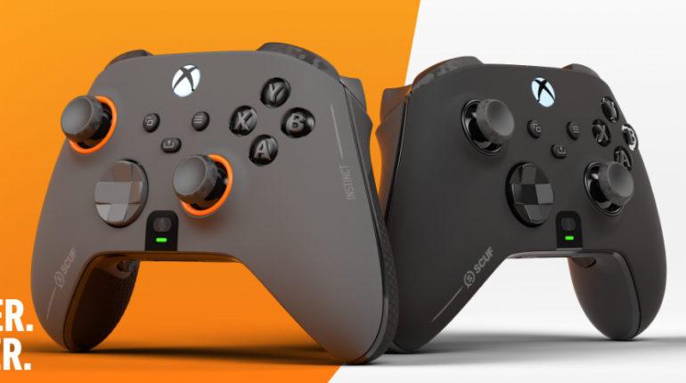 Анонсированы новые высокопроизводительные геймпады для Xbox Series X|S