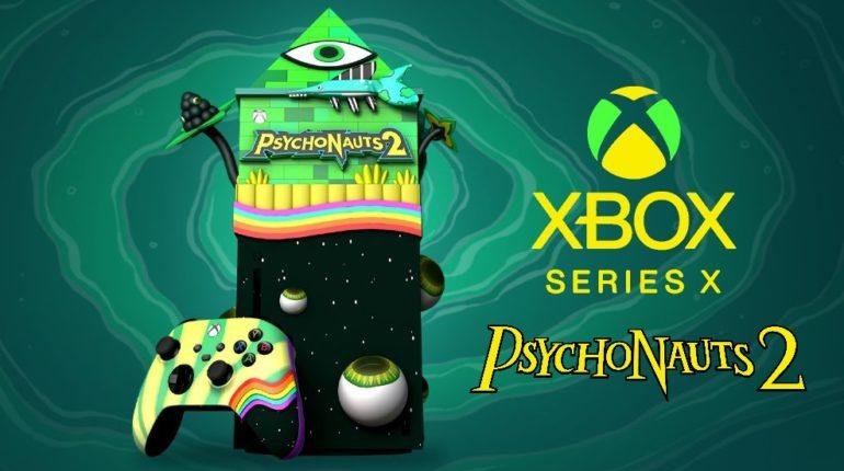 Xbox Series X Psychonauts 2