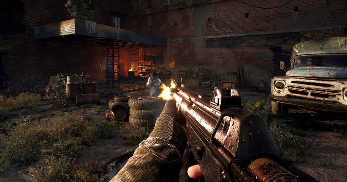 Stalker 2 будет работать на Unreal Engine 5