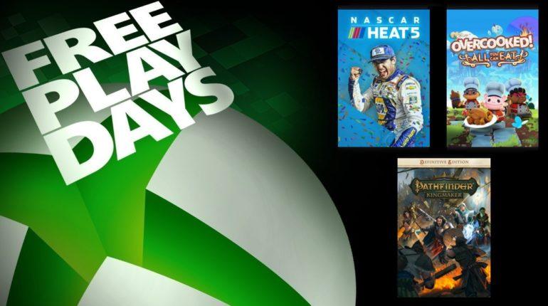 Free Play Days 2021 Сентябрь - Октябрь.