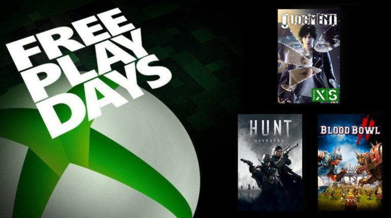Free Play Days 2021 Сентябрь