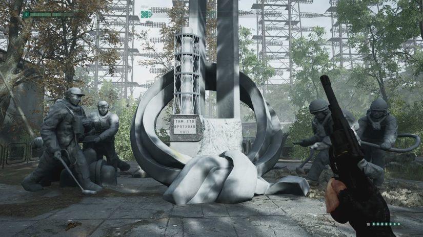 Chernobylite 30