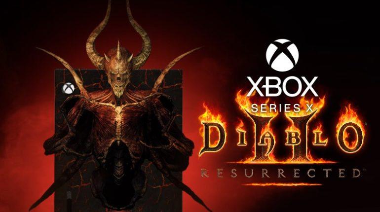 Diablo 2 Xbox Series X