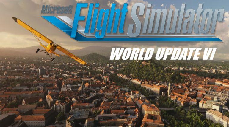 Microsoft Flight Simulator: World Update 6