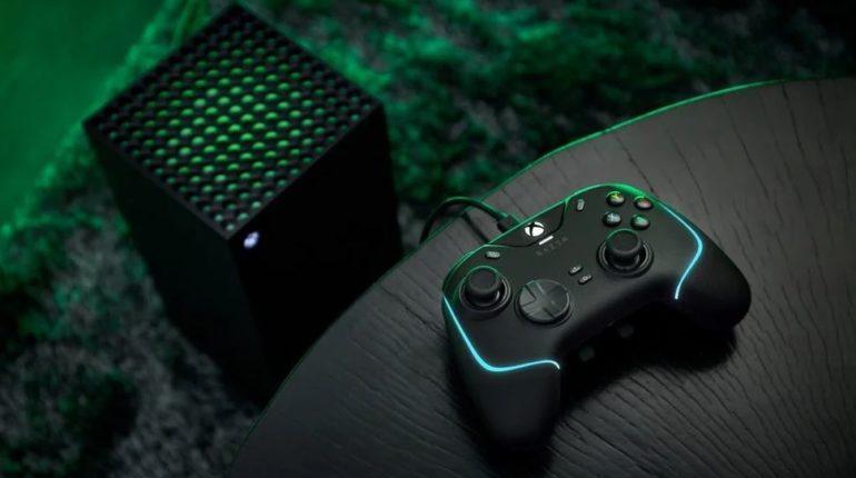 Razer выпускает контроллер Wolverine V2 Chroma Pro для Xbox