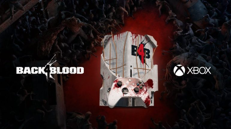Xbox Series X Back 4 Blood
