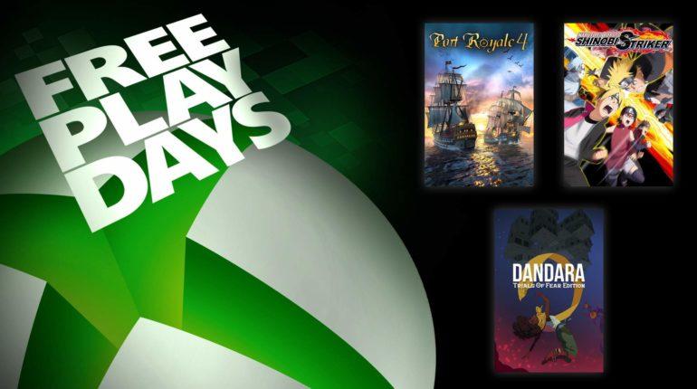 Free Play Days 2021 Октябрь