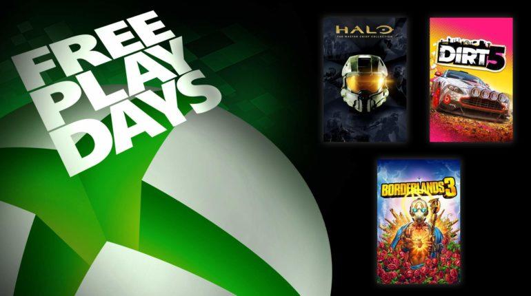 Free Play Days 2021 октябрь 2
